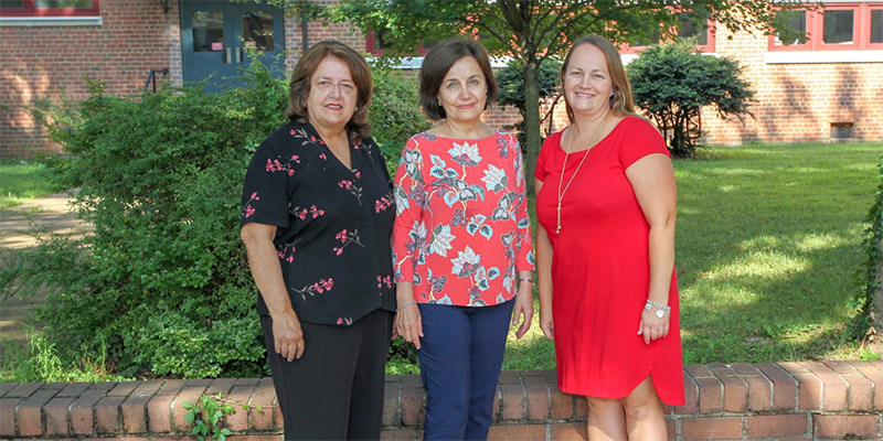 a photo of the esol department