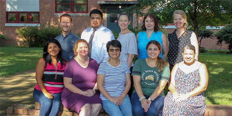 a photo of the world languages team